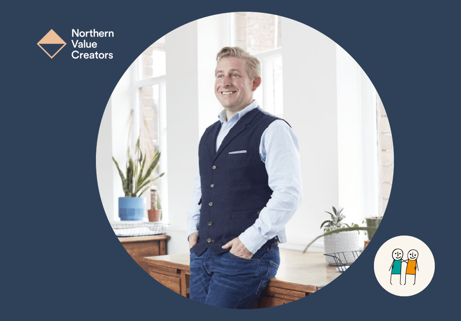 Simon Cookson Northern Value Creators